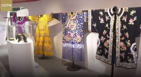 VIDEO: Velika izložba svile u Guangzhou