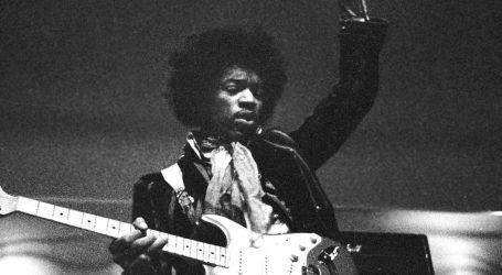 Na današnji dan 1942. rođen je Jimi Hendrix