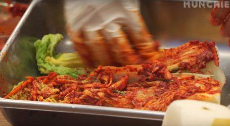 Kimchi festival nahranio mnoge u Južnoj Koreji
