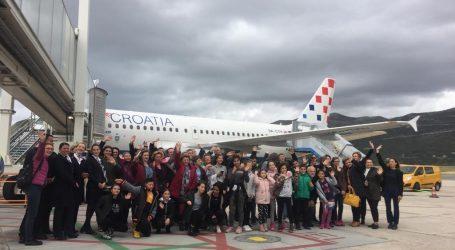 U povodu Svjetskog dana djeteta Croatia Airlines stvorio vrijedne uspomene najmlađima