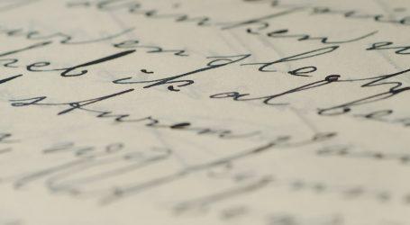 Na dražbi u prosincu još jedno Einsteinovo pismo