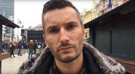"""VIDEO: Luka Žužul """"13 godina radim u školi i osjećam se kao građanin drugog reda."""""""