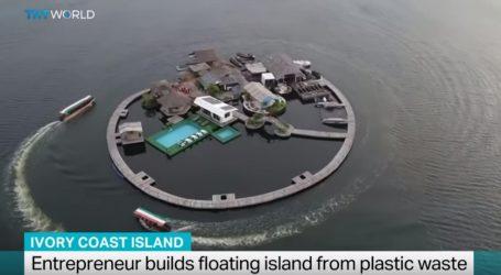 VIDEO: Obala Bjelokosti zna kako iskoristiti plastični otpad