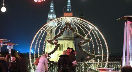 Zagrebački Advent izglasan trećom najboljom svjetskom božićnom 'tržnicom'