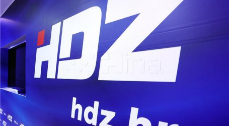 Osam članova zagrebačkog HDZ-a isključeno iz stranke