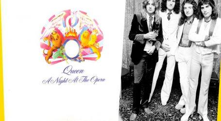 21. studenoga 1975. objavljen je album grupe Queen – A Night at the Opera