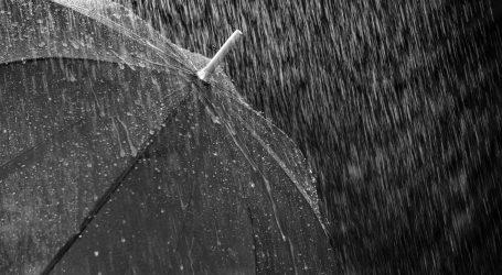 Umjereno oblačno, kiša u Dalmaciji izraženija