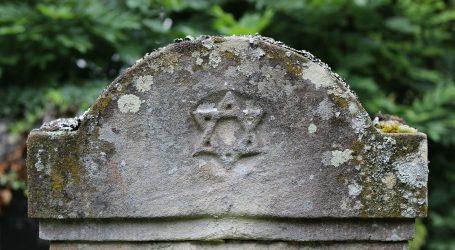 U Danskoj oskrvnuto židovsko groblje