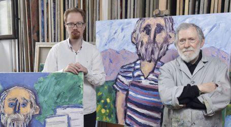 'Novi hrvatski slikarski realizam vrlo je intenzivan i živahan, želi govoriti slikom'