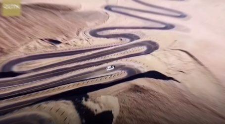 VIDEO: Vrlo neobičan dio prometnice