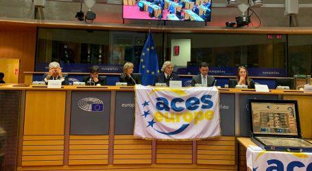U Bruxellesu uručena priznanja Čakovcu i Malom Lošinju, Europskom gradu i otoku sporta 2020.