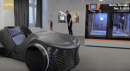 VIDEO: Automobilska industrija sve više koristi suvremeni 3D printing
