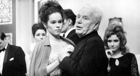 Pismo Charlie Chaplina za Božić 1965. kćeri Geraldine, 21-godišnjoj plesačici u Parizu
