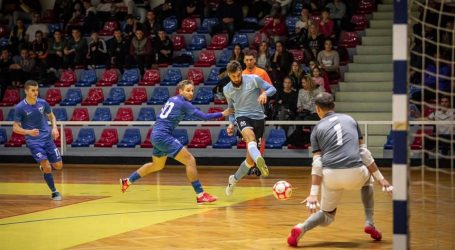 Važnom pobjedom u Splitu Futsal Dinamo zaključio osmo kolo 1.HMNL