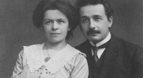 Na današnji dan 1875. rođena je Mileva Marić Einstein