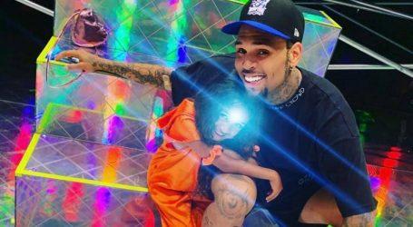 Chris Brown ponovo promijenio frizuru