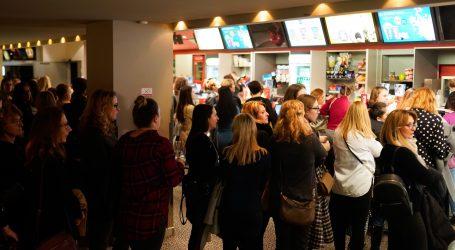 Novogodišnji CineLady okupio brojne ljubiteljice filma