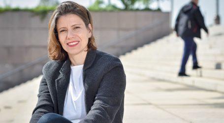 """KATARINA PEOVIĆ: """"Bila sam rokerica, i ta iskustva potaknula su me na kandidaturu za predsjednicu"""""""