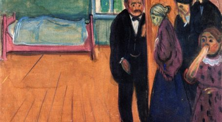 Na današnji dan 1863. rođen je Edvard Munch