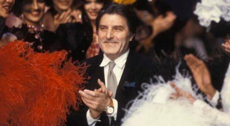Preminuo poznati dizajner Emanuel Ungaro