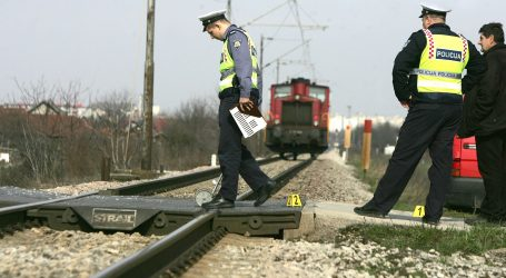 Karlovac: Smrtno stradala osoba u naletu vlaka