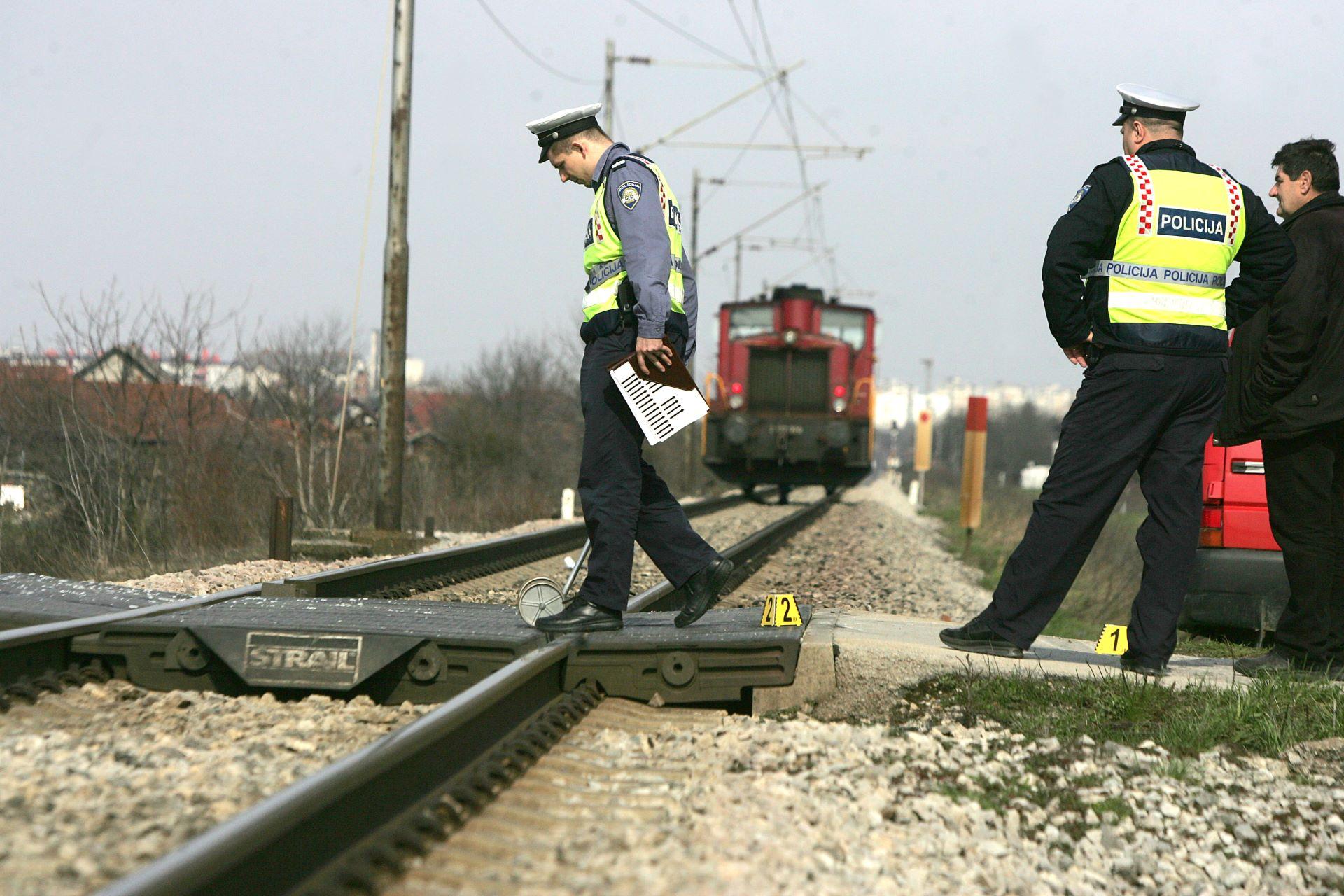 željeznica policija