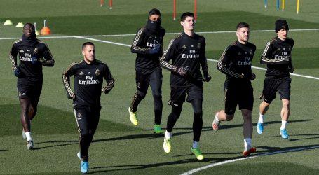 Hazard propušta 'El Clasico'