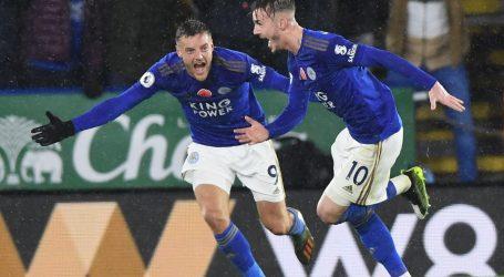 Leicester se vratio na drugo mjesto