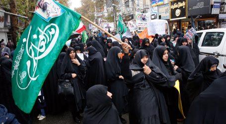 Washington procjenjuje da je iranski režim tijekom prosvjeda ubio možda i više od 1000 Iranaca