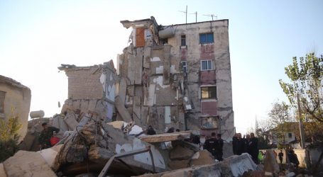 MUP 'U potresom pogođenu Albaniju upućena taktičko-tehnička potpora'