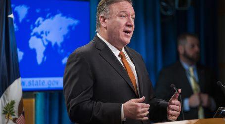 Visoki kineski diplomat poručio Pompeu da bi se SAD trebao prestati miješati u unutarnje stvari Kine