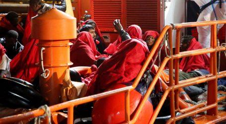 Maroko: Iz Sredozemnog mora spašeno 70 migranata, sedmero mrtvih