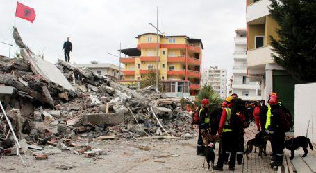 Novi snažni potres pogodio Albaniju