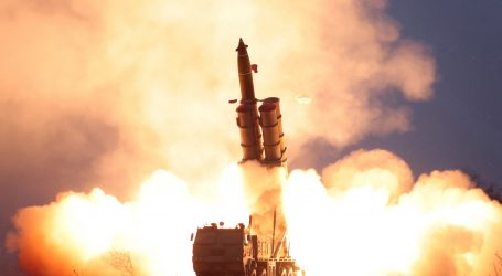 Sjeverna Koreja izvela novi test na poligonu za lansiranje raketa