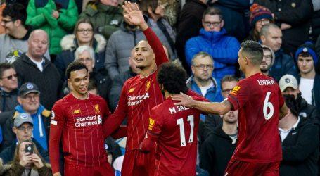 PREMIERLIGA: Visoka pobjeda Liverpoola, Lovren asistirao
