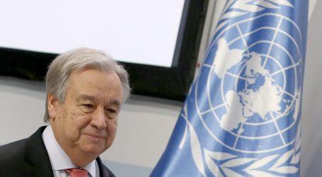 Guterres uoči COP25 poručio da čovječanstvo mora zaustaviti rat protiv planeta