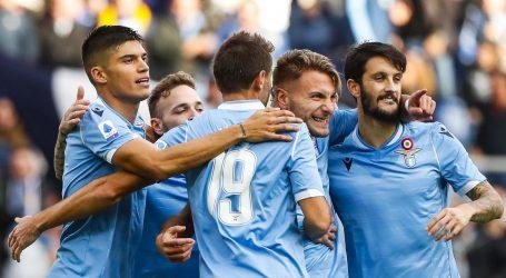 Lazio do pobjede s dva gola u sudačkoj nadoknadi
