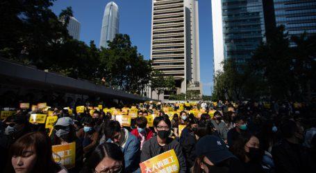 Hong Kong provjeduje već pola godine, prosvjednici ne žale ni za čim