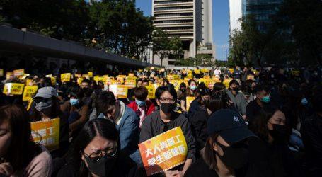 Šef policije u Hong Kongu poziva na mir uoči prosvjeda za vikend
