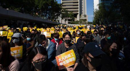 Novi prosvjedi u Hong Kongu