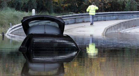 U olujnom nevremenu u Francuskoj jedna osoba poginula, a 600 evakuirano