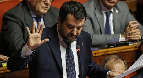 Talijanski Senat ukinuo imunitet Salviniju