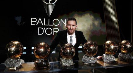 Zlatna lopta – Messi rekorder, među dobitnicima i Modrić