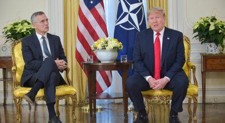 Trump prijeti trgovinskim pritiskom kako bi potaknuo doprinos NATO-u