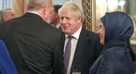 Merkel, Macron i Johnson se sastali s Erdoganom