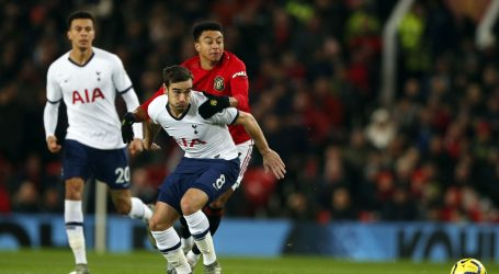 PREMIERLIGA: Rashford s dva gola pokvario Mourinhov povratak na Old Trafford