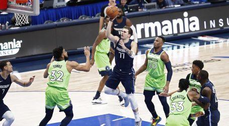 NBA: Hezonja slab u porazu Portlanda, još jedna noć za pamćenje Luke Dončića