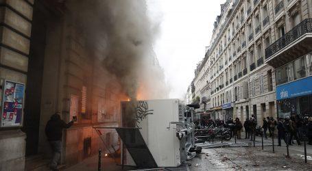 Masovni prosvjedi više od 500.000 ljudi u Francuskoj protiv mirovinske reforme