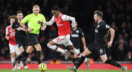 Arsenal doživio poraz od Brightona