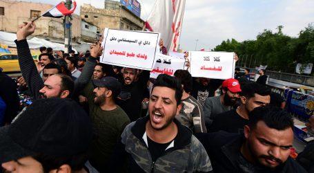 U novim prosvjedima u Iraku ubijeno 12 prosvjednika